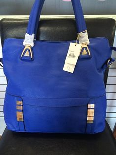 Hadlee Gray Boutique - Cobalt Hobo, $40.00 (http://www.hadleegrayboutique.com/cobalt-hobo/)