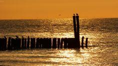 Sunset @ Panoramaweg Breskens - © Sabrina Ide - 2013