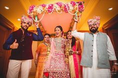 Looks like 2017 was the year of cricketer weddings! So Hardik Pandya's brother, who also happens to be a cricketer got married recently, and it looked like such a fun affair! Not only did it look like. Players Wives, India Cricket Team, Bridal Chuda, Every Girl, Indian Bridal, Special Day, Got Married, Groom, Sari