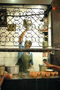 Chai shop in Kolkata India