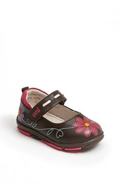 Umi 'Laraa' Mary Jane Sneaker (Walker & Toddler) available at #Nordstrom