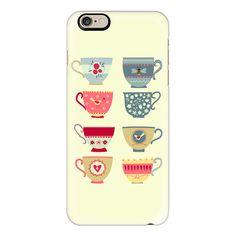iPhone 6 Plus/6/5/5s/5c Case - Tea Cups