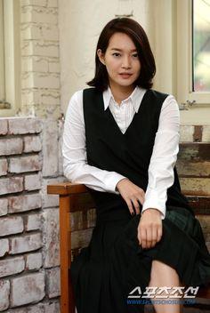 [포토] 신민아, 로코퀸이 되고 싶어~ :: 네이버 TV연예
