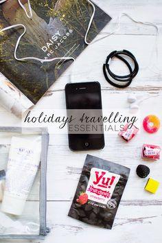 Holidays Getaway Travelling Essentials!