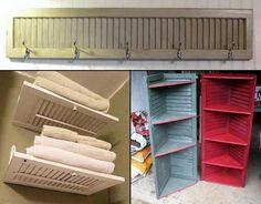 Recycle bi-fold doors
