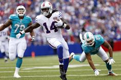Will Bills wide receiver Sammy Watkins not play in Buffalo after this season?