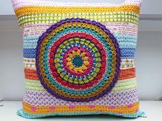 https://flic.kr/p/rx42xE | Mandala cushions | .
