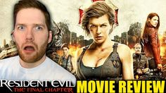 Resident Evil: The Final Chapter - Movie Review - YouTube