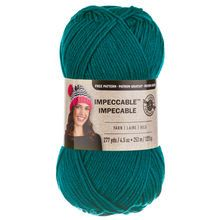 Want: Loops & Threads® Impeccable™ Yarn, Solid  - Aqua