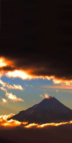 Mt Taranaki, The North Island, New Zealand