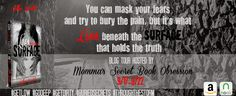 Bookworm Bettie's: Blog Tour Review & Giveaway ~ Lies Beneath the Sur...