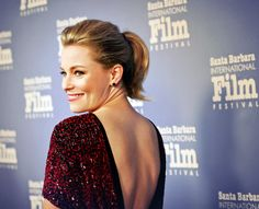 Elizabeth Banks's household is all about Star Wars.