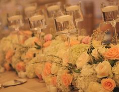 Wedding table layout by CraveNC.com | #weddingideas #wedding #weddingdecor #catering #caterers #tabledecor #florist #madewithlove