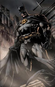 Batman by-Jason Fabok