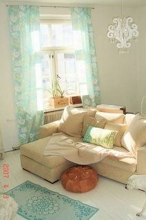 Small apartment layout idea - decorating-by-day