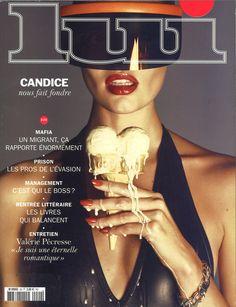 Candice Swanepoel for Lui Magazine - October 2015