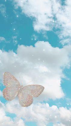 Iphone Wallpaper Tumblr Aesthetic, Aesthetic Pastel Wallpaper, Aesthetic Wallpapers, Butterfly Wallpaper Iphone, Iphone Background Wallpaper, Iphone Wallpaper Photos, Iphone Wallpaper Glitter, Walpapers Cute, Cute Patterns Wallpaper
