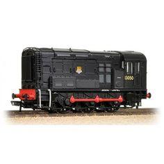 Bachmann Class 08 13050 BR Black - £61.16