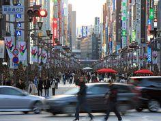 GINZA TOKYO #placesihavebeen