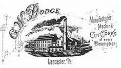 Dodge Cork Label
