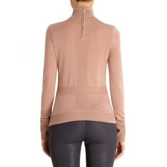Rusty rose #sweater top.
