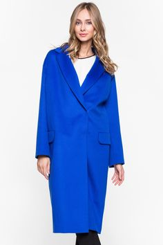 Пальто из шерсти LEA VINCI