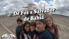 De Foz do Iguazu a Salvador de Bahía - Brasil #1