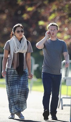 Mark Zuckerberg and Priscilla Chan just donated a ton of money to fight Ebola
