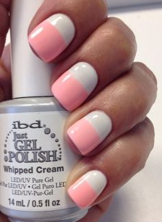 Attractive nails, Blonde nails, Easy nails for girls, Fashion nails 2016, Manicure by summer dress, Pastel nails, Pink dress nails, Spring summer nails