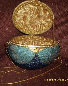 inside of purse