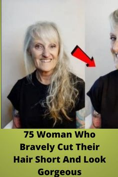 75 #Woman Who #Bravely Cut Their Hair #Short And Look #Gorgeous