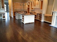 Dark Stained White Oak House Style Pinterest Stains