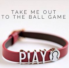 PLAY BALL! To order KEEP Collective designs like these go to my site https://www.keep-collective.com/with/sarahemaxson