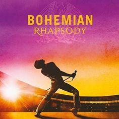 Sulili Queen - Bohemian Rhapsody (The Original Soundtrack) Music Album Cover Poster Art Print Wall Posters Size Freddie Mercury, Queen Bohemian Rhapsody, Queen Album Covers, Rock Album Covers, Hammer To Fall, Figurine Pop, We Are The Champions, Mark Knopfler, Kino Film