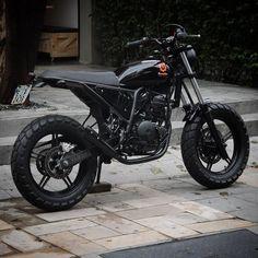 Yamaha Fazer 250 ?