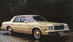 The 1980 Plymouth Gran Fury