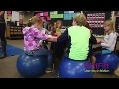 Active Seating for Movement in the Classroom- Wobble Stools, Hokki Stools, Stability Balls, Ball Chairs, Standing Desks and more. We help schools fundraise!