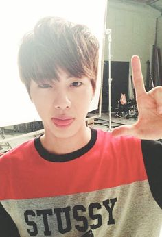 BTS Jin :3