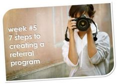 7 steps to creating a referral program