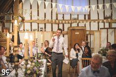 The Clock Barn #wedding venue