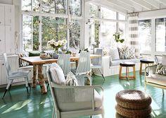 Kolme kotia - Three Homes   Kolme värikkäästi ja rustiikkisesti sisustettua kotia.     Talo Kanadassa - A House in Canada  Good Housekeep...