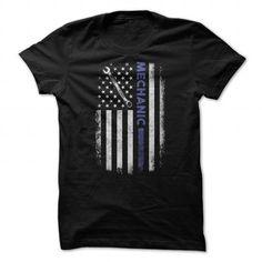 Cool Mechanic T shirts