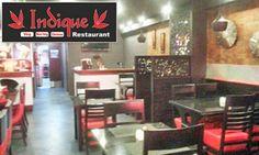 20% OFF on Unlimited Lunch & Dinner (Non.Veg) @ #IndiqueRestaurant  #UnlimitedLunch #UnlimitedDinner #Restaurant #Apnazon #Ahmedabad
