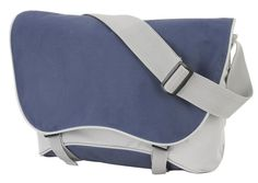 Cool Messenger Bag - Navy/Light Grey Shown Cool Messenger Bags, Belt, Navy, Accessories, Fashion, Toulon, Bags, Belts, Hale Navy