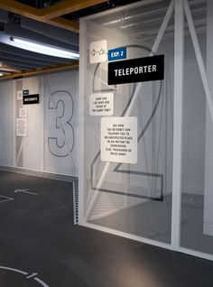 Teleporter<br /><span class='grey'>Teleporter lets you experience somewhere else, thousands of miles away, in an instant. This illustrates how compression of video data removes unnecessary, or redundant, pieces of the file without damaging any of the vital information.</span>