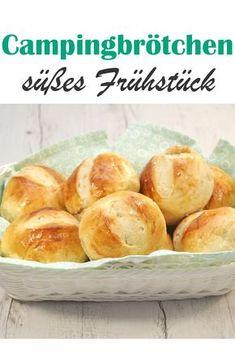 Leckere süße Brötchen für ein besonderes Frühstück. Das Rezept ist einfach und geht schnell.