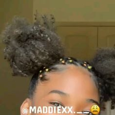 Natural hairstyles for _ natürliche frisuren für _ coiffures naturelles … Natural Hairstyles For Kids, Pelo Natural, Natural Hair Styles For Black Women, Natural Hair Tips, Easy Natural Hairstyles, Natural Hair Puff, Short Afro Hairstyles, Girl Hairstyles, Curly Hair Tips