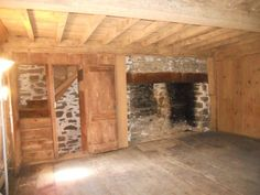 early stone-ender in Lincoln, Rhode Island – the 1693 Arnold house ...