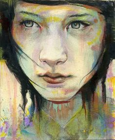 Michael Shapcott is an artist from central Connecticut who began drawing at an early age.Michael Shapcott is an artist from central Connecticut who began drawing at an early age.His art is a unique blend of illustration and traditional portraiture created with a blend of acrylics, graphite and oil. In addition to painting, Mike creates art videos that track the process of painting a painting and show his unique style of working