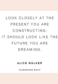 Daily Thought - Clementine Daily Personal Developmental Quotes #Quote